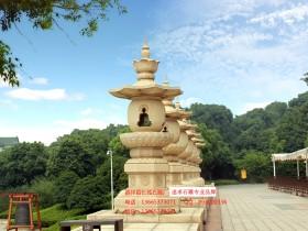 寺院佛塔的构造与作用