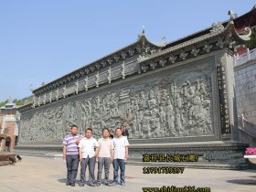 石雕影壁的价值及在当代建筑环境中的新应用