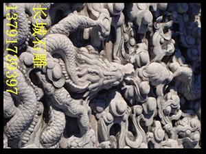 清皇陵上的石雕有什么作用