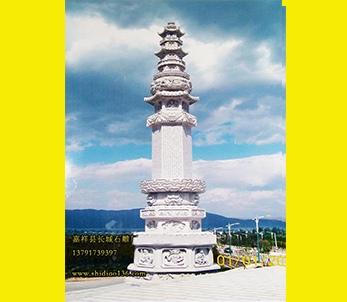 寺院石雕佛塔喇嘛石塔金刚宝座塔