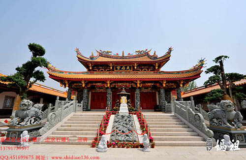 浙江寺院石雕民居雕刻怎么被赋予生命的