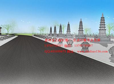 根据江苏瑞光寺石塔设计的佛塔