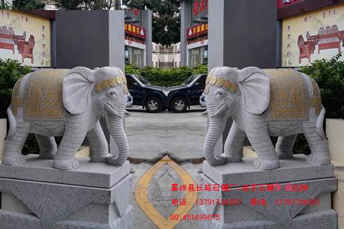 酒店摆放大象要点