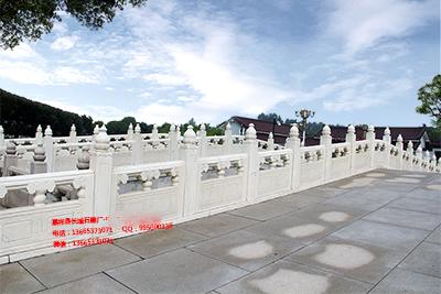 寺院石栏杆的构造与作用