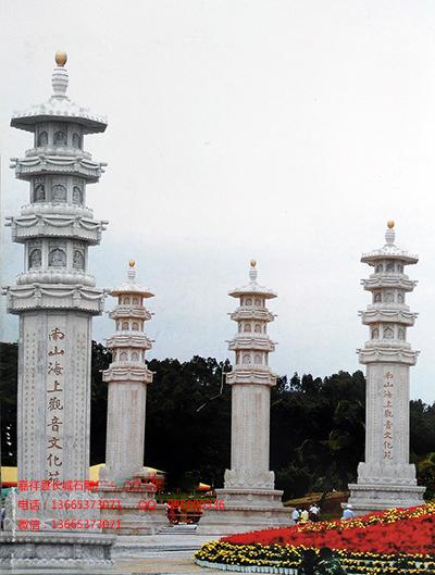 佛教石经幢的建筑文化历史